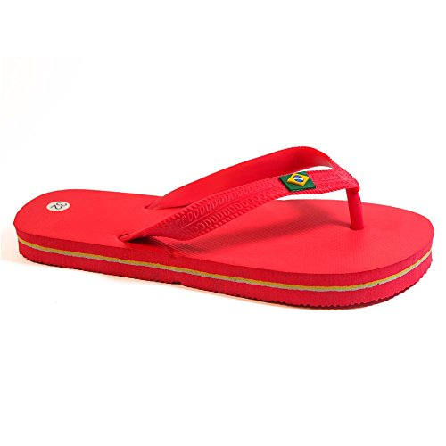 La Valenciana Flops Women's Flip Red vOvFgnqB