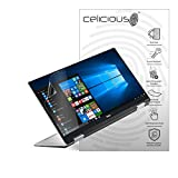 Celicious Matte Anti-Glare Screen Protector Film Compatible with Dell XPS 13 9365 (Touch) [Pack of 2]