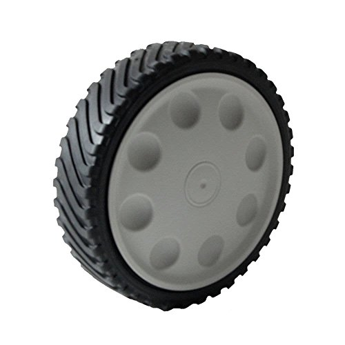 Mtd 753-08087 Lawn Mower Wheel Genuine Original Equipment Manufacturer (OEM) Part by MTD