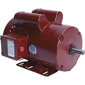 leeson farm duty electric motor 1 5 hp 1725 rpm model. Black Bedroom Furniture Sets. Home Design Ideas