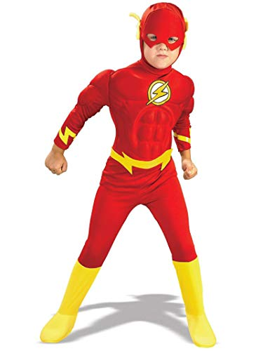 Deluxe Muscle Chest Flash Child Costume - Medium - http://coolthings.us