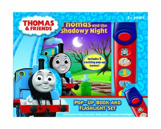 Thomas Friends Shadowy Pop Up Flashlight product image