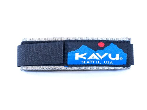 KAVU Watchband, Small, Solid Silver