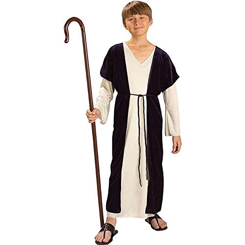 Forum NoveltiesBiblical Times Shepherd Costume, Child Medium ()