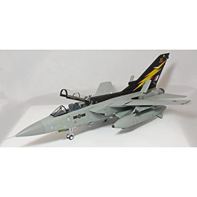 Panavia Tornado F3 ZE734 (RAF 111 Sqn) Diecast Model Aircraft by Sky Guardians SGE72-001-006 by Sky Guardians