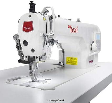TEXI Walker WF AUT Premium EX Máquina de Coser Industrial, Doble ...