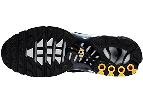 Fitness Homme NIKE de Max Plus White Black Air 001 Noir Chaussures rwYSXY4Wqx