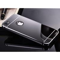Capa Case Bumper Alumínio Espelhada Apple iPhone 5g/5s Preto