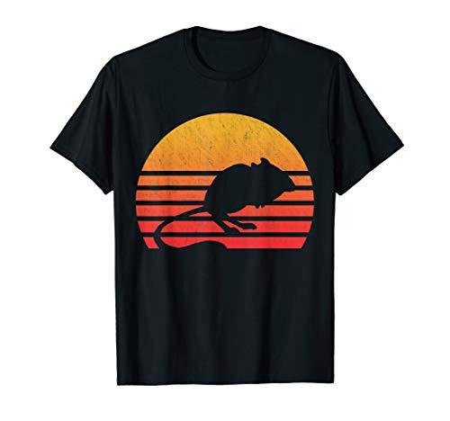 Vintage Retro Sunset Kangaroo Rat T-Shirt (Kangaroo Rat)