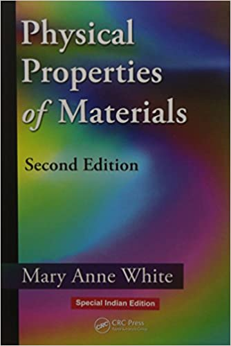 Physical Properties of Materials: Mary Anne White