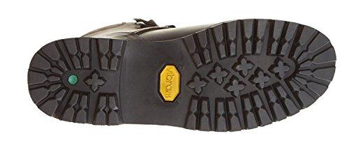 Meindl Ortler, botas de cordones marron oscuro, color, talla 8,5