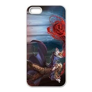 iphone5 5s White phone case Vladimir league of legends LOL5728779