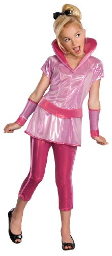 Jetsons Halloween Costumes (The Jetsons, Child's Judy Jetson Costume, Large)