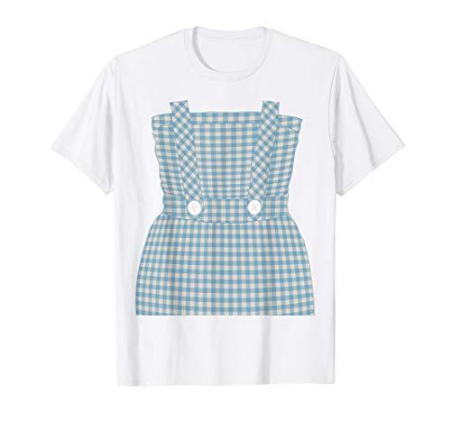 OZ Halloween Dorothy Costume Shirt for Men Women & Kids -