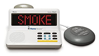The HomeAware Fire/CO Alert- + Internal Smoke/CO Listener