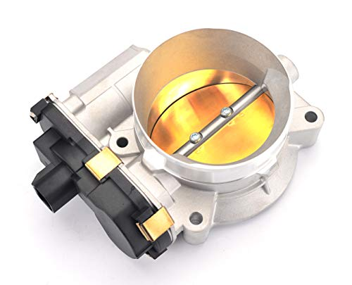 Tecoom 12580760 Professional Electronic Throttle Body Assembly for Buick Rainier Cadillac Escalade Chevrolet Pickup 5.3L 6.0L 6.2L Buick Rainier Throttle Body