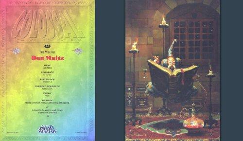 Don Maitz Fantasy Art King's Buccaneer #79 Single Trading Card