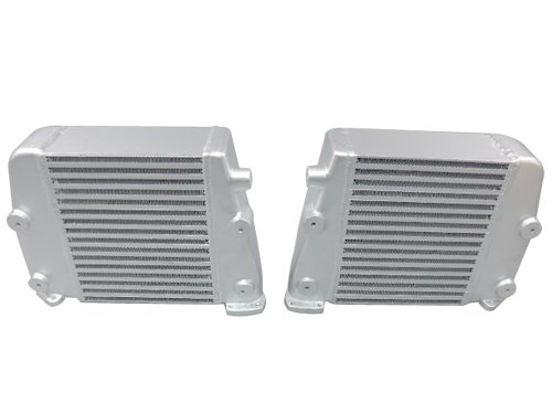 CXRacing Intercooler Upgrade for Nissan GTR R35 Twin Turbo
