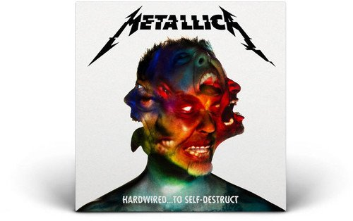 Vinilo : Metallica - Hardwired... To Self-Destruct (Oversize Item Split, 180 Gram Vinyl, Limited Edition, Colored Vinyl, Boxed Set)