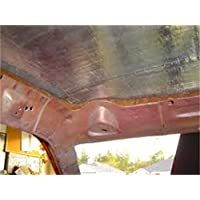 HushMat 663065 Sound and Thermal Insulation Kit (2002-2008 Dodge Ram Regular Cab Roof)