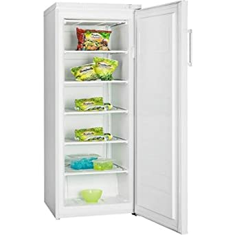 Amazon Com Igloo 6 9 Cu Ft Upright Freezer White Appliances