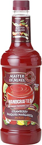 MASTER OF MIXES Strawberry/Daiquiri/Margherita, 1000 ml