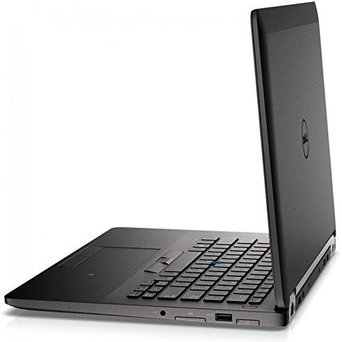 Dell Latitude 14 7000 Series E7470 Ultrabook | 14in HD+ Anti-Glare LCD | Intel Core 6th Generation i5-6300U (2.4Ghz) | 8 GB DDR4 | 256 GB SSD | Windows 10 Pro (Renewed)
