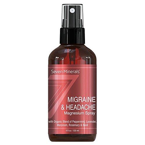 Migraine Headache Relief Magnesium Essential product image