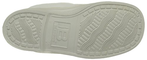 Bensimon Tennis Mid - Zapatillas Altas De Deporte Para Exterior, Unisex Infantil Blanco (101 Blanc)