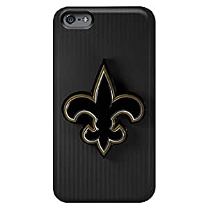 iphone 5c Colorful cell phone carrying shells High Grade Shock Absorbing new orleans saints
