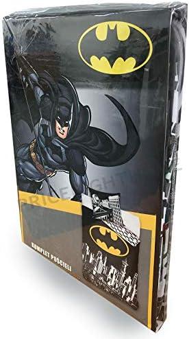 Batman Gotham City, Ensemble de Housse de Couette en Coton