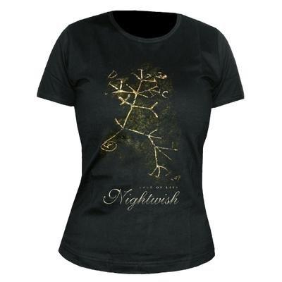 NIGHTWISH, Tree of life GIRLIE - Gr. M