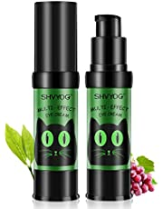 SHVYOG Eye Cream, Natural Firming Under Eye Cream for Dark Circles, Eye Bags, Puffiness, Fine Lines, Crow's Feet, Home Spa Under Eye Treatment for Wrinkles - 0.5 Oz