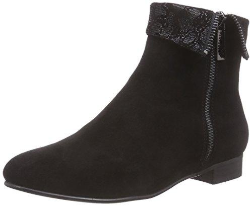 Giudecca Jy14pr23-1, Women's Cold Lined Classic Boots Short Length Black - Black
