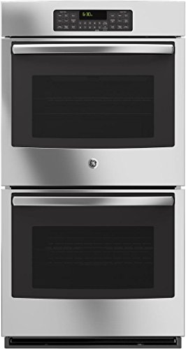 GE JK3500SFSS 27' Stainless Steel Electric Double Wall Oven