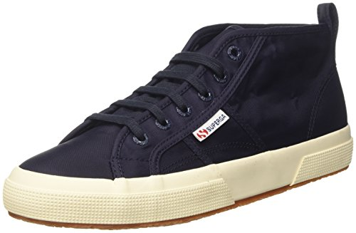 Hautes 2754 Navy Superga Bleu A10 f Homme New Off Baskets White Nylm dfd1wI