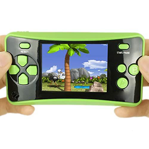 X-JJFUN Handheld Games for Kids Adults Built in 182 Classic Retro Video Games 2.5