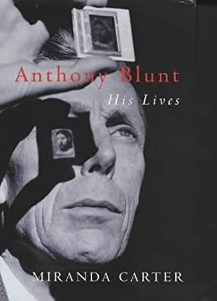 book cover of Anthony Blunt