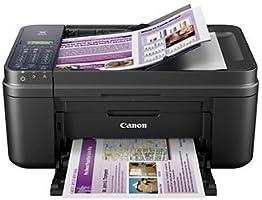 Canon Multifuncional de Inyección de Tinta A Color PIXMA E481 NEGRO