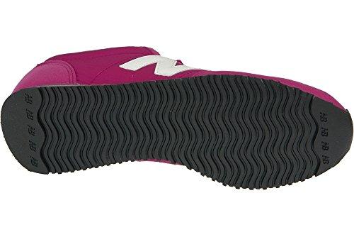 NEW BALANCE U396 CLASICO - Zapatillas de deporte para adultos unisex Blanco-Gris-Rosa