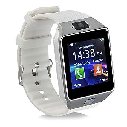Amazon.com: DZ09 Bluetooth Smart Watch with Camera and Phone ...