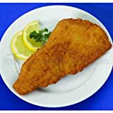Bake and Serve Breaded Flounder Fillet, 4 Ounce of 49-53 Pieces, 10 Pound -- 1 each.