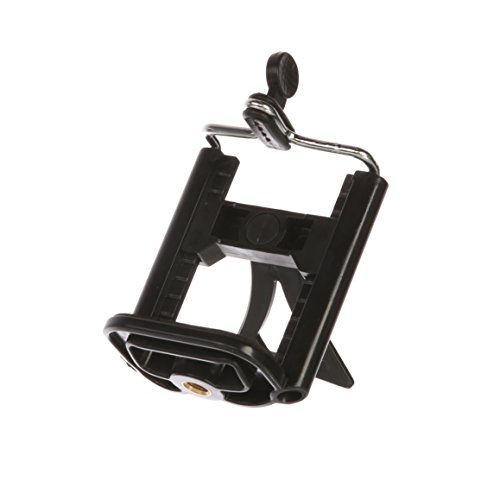 IVATION Self-Standing/ Desktop Universal Tripod Stand Mount Holder for the Samsung Galaxy, S6 Edge, S6, S5, S4, S3, HTC One, HTC One M9, HTC One M8 and for Most Smartphones