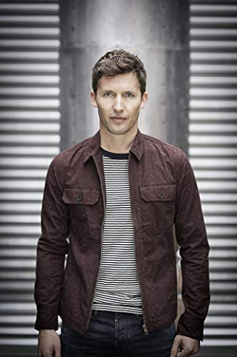 Gabriela 24inch x 36inch James Blunt Waterproof Poster (Bathroom, Outdoors Wherever You Like)