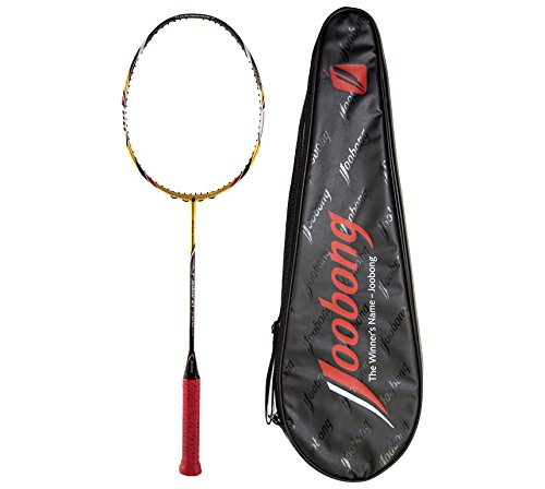 Amazon.com : Joobong T-JCIBCC K-1 Titanium carbon badminton racket : Sports & Outdoors