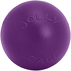 Jolly Pets 14-Inch Push-n-Play, Purple