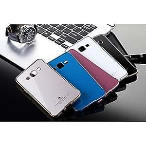 GX Teléfono Móvil Samsung - Cobertor Posterior - Diseño Especial - para Samsung Galaxia A3 ( Negro/Azul/Rosado/Dorado/Plateado , , Champagne