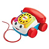 Fisher Price Classic Pull Toy: Chatter Telephone