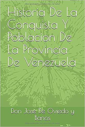 Amazon.com: Historia De La Conquista Y Poblacion De La ...