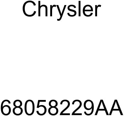 Genuine Chrysler 68058229AA Engine Coolant Hose